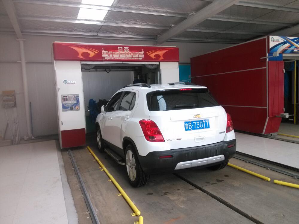 car wash machine manufacturer