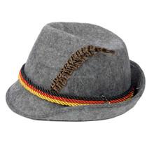 Celebrate Oktoberfest with German Style wool felt hat QHAT-1861