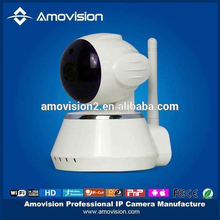 Indoor mini dome WiFi Wireless ip network camera cmos camera module 1/4
