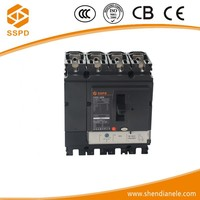 Short-circuit protection -Moulded Case Circuit Breaker nsx 4p 30a mccb