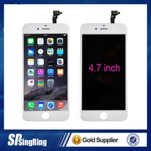 unlocked for apple iphone 6 64 gb , for iphone 6 4.7inch lcd Digitizer Assembly ,send you from factory directly