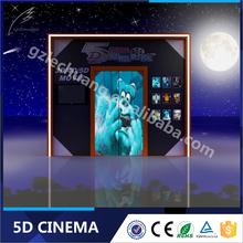 Great Fun Hydraulic/Electronic New Products Amusement Aqua Park Used Cinema Equipment