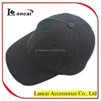 mens cheap promotional cotton custom adjustable baseball cap