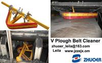Conveyor V Plow V Plough Belt Cleaner