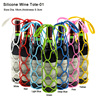 Exquisite Workmanship Bottle Holders Small Tote Bags Insulated Bottle Bag