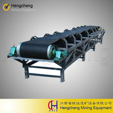 high quality endless rubber convey belt for mining