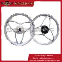 motorcycle chrome rim ,motorcycle aluminium wheel rim,scooter wheel for KM001