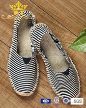 Fashion Design canvas men shoes