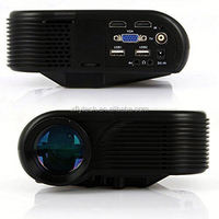 Cheapest Mini LCD LED projector Home Theater Mini Projector for Video Games TV Movie