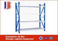 warehouse rack/light duty rack/slotted angle iron shelving