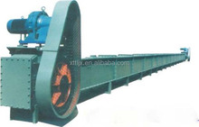 Lump coal dust scraper conveyor with high tranmission capacity for sale