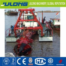 Small River Sand Suction Dredging Ship