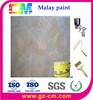 Water based waterproof stucco paint interior texture paint