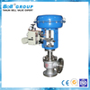 1 1/2 Inch Casting Steel Pneumatic Diaphragm Angle Control Valve