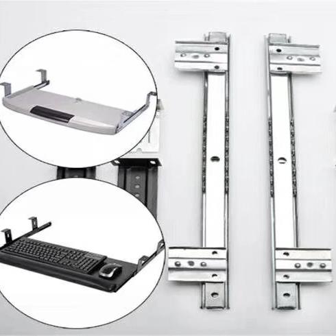 Пластиковый лоток для клавиатуры