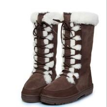 Chocolate Woman Winter Boot