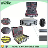 2015 latest high quality professional plastic tool case