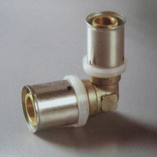 Pipe Connector 90 Degree Reducing Elbow
