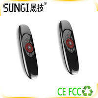 digital wireless communication equipment air fly mouse for android tv box
