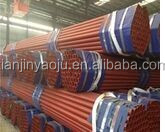 DN50 new welded/galvanized black steel pipe used in construction with competitive price