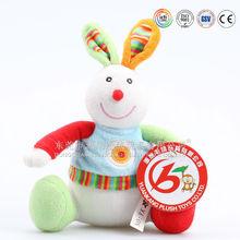Best quality charming lovely plush soft rabbit & velveteen rabbit plush
