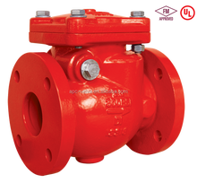 300PSI Flanged End Swing fire protection Check Valve Model NO. XQH-300