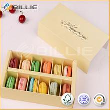 Fascinating Lovely Macaron Packaging
