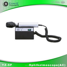 YZ-6F Ophthalmic ophthalmoscope prices
