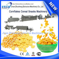China new design popular Industrial Digestible Breakfast Cereals Making Machinery
