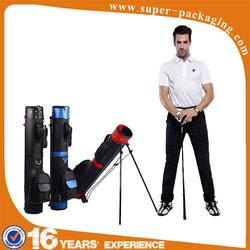 wholesale new custom packaging nyloy carrying waterprpoof golf gun bag