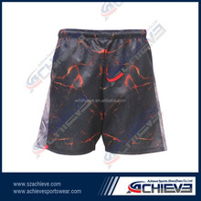 custom basketball short/jersey design name and number on basketball uniformin china