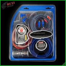 Good Quality, 8 Gauge Amp Kit Amplifier Install Wiring 1500w ,Car Amplifier Wiring Kit