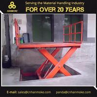 Electric Hydraulic Cargo Lift