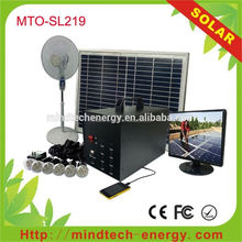 12v 60w solar panel 12v cheap solar energy system 20w off-grid solar system