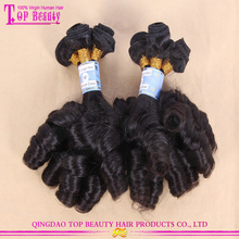 Qingdao factory direct supply outre hair 7A grade high quality outre hair weaves wholesale cheap outre weave hair