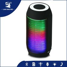 2015 Hot Sale Bluetooth Speaker with led Subwoofer With Transmission Distance 10 meters