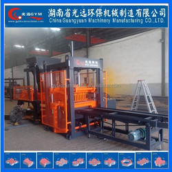 High quality and low cost CLC foam brick making machine cost