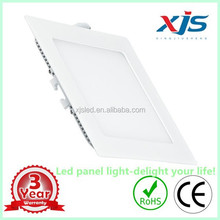 Best choice airport hotel mall 30*30 60*60cm square led flat panels large bulk capacitance