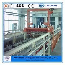 Industrial spray chrome plating machine