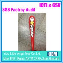 custom inflatable pvc baseball bat for promotion