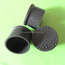 Black Rubber Molded Parts