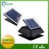 Auto ventilation fan solar powered roof fan for poultry