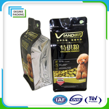 plastic dog food packaging bag/plastic pet food bag