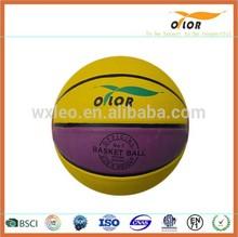 fashionable design machine stitch custom basketball