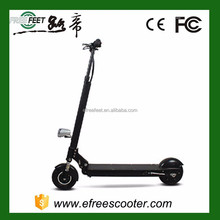 Top selling stand up portable electric motorcycle for sale