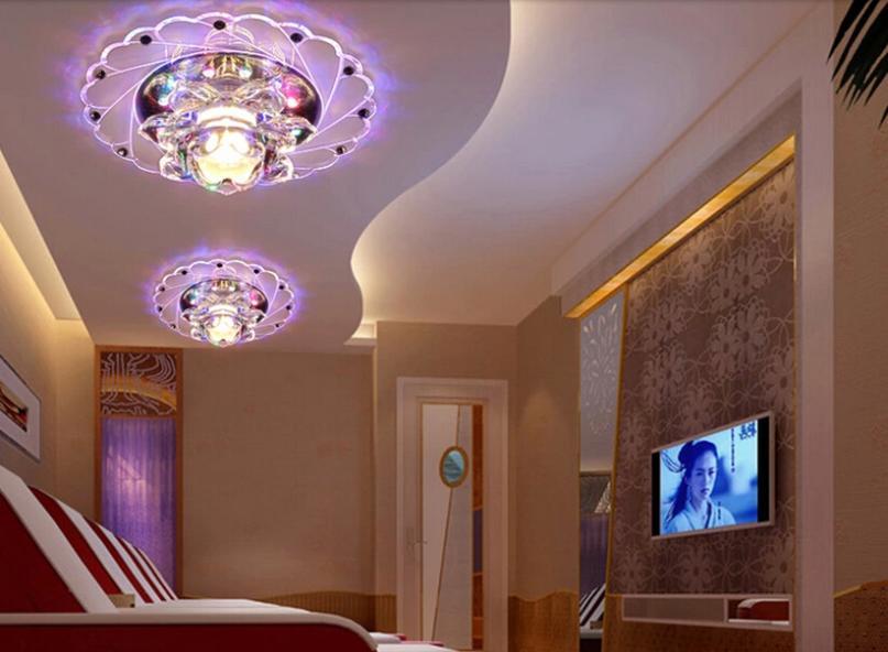 wohnzimmer beleuchtung schienensystem:Modern LED Ceiling Lights