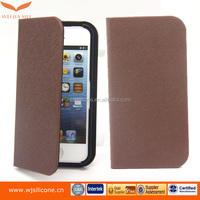 for iphone 5 Outfit Morph leather and Polycarbonate Dual Case for the iPhone 5s - eco friendly Retail Packaging
