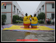 high quality sumo wrestling suits for sale / foam padded sumo suites / sumo wresting suit