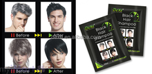 OEM Private Label Ammonia Free Hair Coloring Brands Black Color