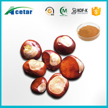 ISO22000 factory supply herb HACCP factory manufacturing horse chestnut powder
